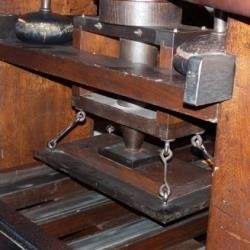 Gutenberg-Presse © Dieter Schütz / pixelio.de